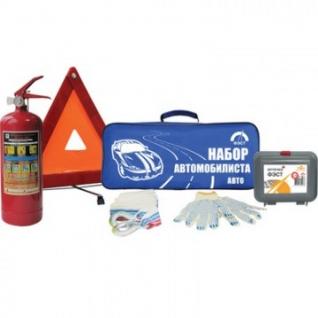 Набор автомобилиста АВТО (6 предметов)