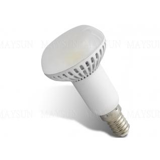 MAYSUN Светодиодная лампа Estares LED-R50-E14 AC110-250V 6W (Теплая белая) 2015