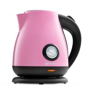 KITFORT Чайник Kitfort KT-642-1, розовый