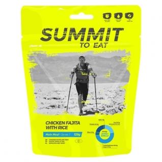 Summit to Eat Курица по-мексикански Summit to Eat с пастой фахита и рисом