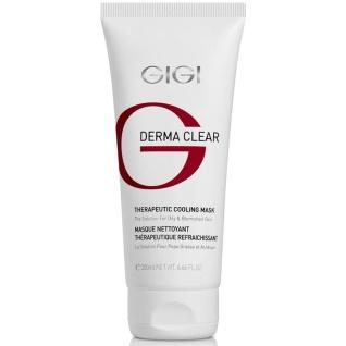Derma Clear Cooling Mask - Маска терапевтическая охлаждающая GIGI