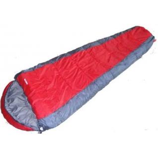 Спальник детский Trek Planet Track 300 Jr серый/красный (70325-R)