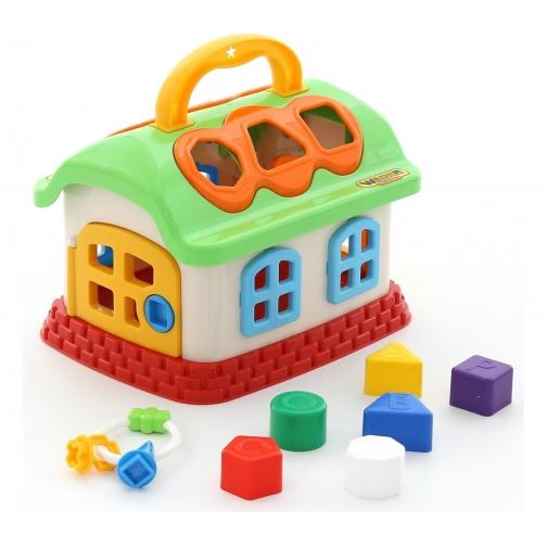 Сказочный домик (в сеточке) Полесье 37880017