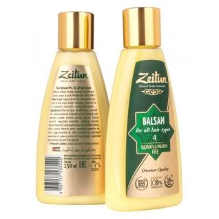 Натуральная косметика - Бальзам Зейтун для всех типов волос №4
