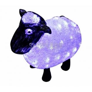 """Neon-Night Акриловая светодиодная фигура """"Овца"""" 30см, 56 светодиодов, IP65, 24В, NEON-NIGHT"""