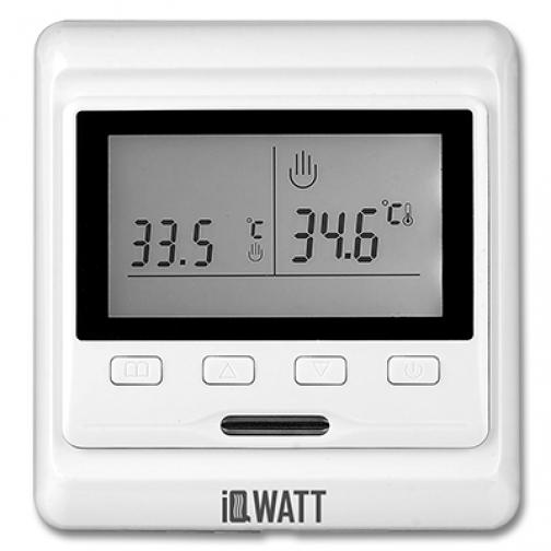 IQWATT IQ THERMOSTAT Р – Программируемый терморегулятор 6763745