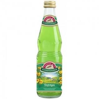 Напиток Тархун Черноголовка 0,5л ст/бут. 12шт/уп