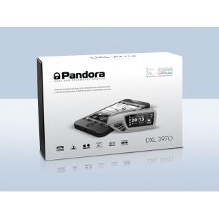 Автосигнализация Pandora DXL 3970 PRO 2xCAN+GSM+LIN Pandora