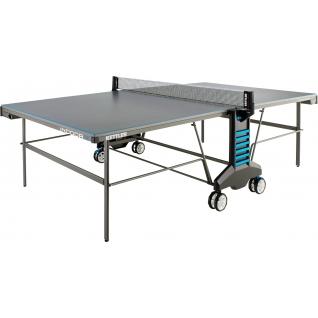 Kettler Теннисный стол всепогодный, с сеткой Kettler OUTDOOR 4 арт.7172-700