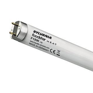 SYLVANIA Люминесцентная лампа SYLVANIA F 18W/176 FOODSTAR MEAT T8 гастрономия-мясо