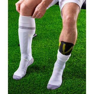 Щитки футбольные Jögel Ja-207, черный размер M