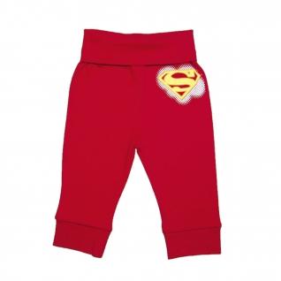 Superbaby Брюки детские, Супербэби, цвет: малиновый, размер: 56-36