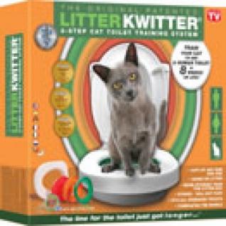 Feed-Ex Feed-Ex Litter Kwitter - оригинальная система для приучения кошки к туалету