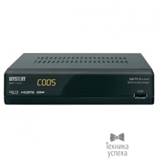 Mystery Цифровые ТВ приставки (DVB-T) MYSTERY MMP-71DT2