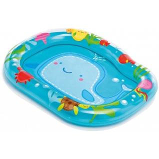 """Детский бассейн """"Маленький кит"""" Intex"""