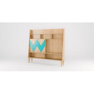 Большой шкаф для гостиной Woo Wall