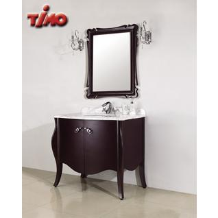 "Комплект мебели для ванной комнаты TIMO ""Mira"" Wenge (19658)"
