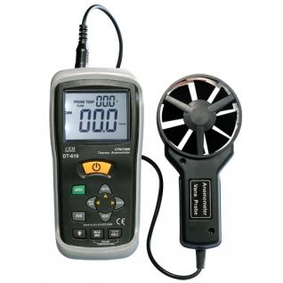 Измеритель скорости воздуха и температуры CEM