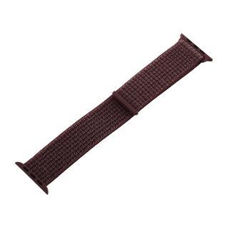 Ремешок COTEetCI W17 Magic Tape Band (WH5225-YZ-40) для Apple Watch 40мм/ 38мм Purple Smoke Фиолетовый Дым
