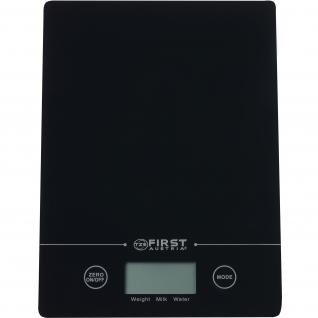 FIRST-austria Весы кухонные First FA-6400 Black