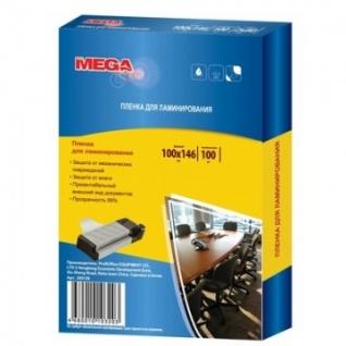 Пленка для ламинирования Promega office 100х146, 80мкм 100шт/уп.