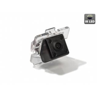 CMOS ИК штатная камера заднего вида AVIS Electronics AVS315CPR (#060) для CITROEN C-CROSSER/ MITSUBISHI OUTLANDER II XL (2006-2012) / OUTLANDER III (2012-...) / LANCER X HATCHBACK/ PEUGEOT 4007 Avis