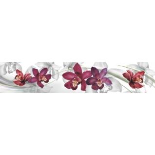 Фартук для кухни АБС Орхидея №8 600х3000х1,5мм