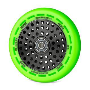 Колесо Hipe Wheel 115мм Green/core Black, зеленый/черный