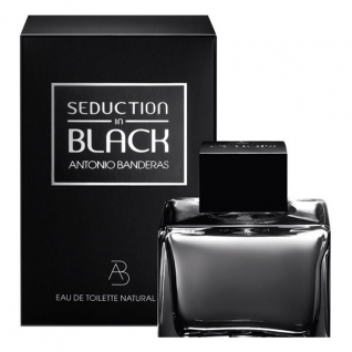 Antonio Banderas Seduction In Black туалетная вода, 100 мл.