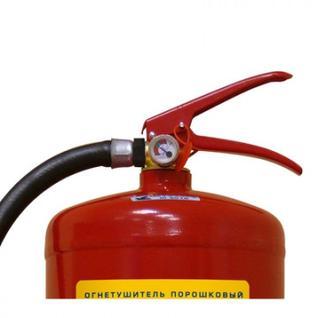 Огнетушитель порошковый ОП- 10(з) МИГ АВСЕ (111-41)