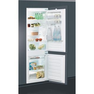 Встраиваемый холодильник Indesit BIN 18A1DIF с морозильной камерой
