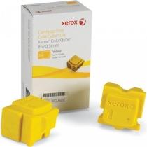 Твердые чернила Xerox 108R00938 для Xerox ColorQube 8570, оригинальные (желтые, 2 шт, 4400 стр) 8011-01
