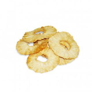 Сухофрукты Цукаты ананас-кольца, 1 кг