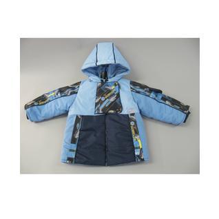 Комплект MalekBaby Комплект(Куртка + Полукомбинезон), Синий арт.485ШМ