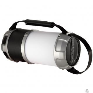 Ginzzu Ginzzu GM-889B BT-Колонка 20W/3Ah/LED/RGB/USB/AUX/FM/subwoofer