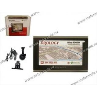 Навигатор GPS PROLOGY iMAP-4000M/iMAP-4020M диагональ 109мм Навител