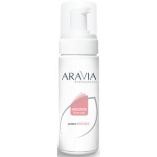 Мусс с экстрактом хлопка Aravia