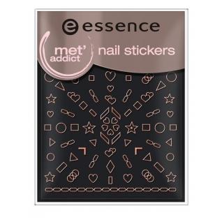 ESSENCE - Наклейки для ногтей 15 - met'addict