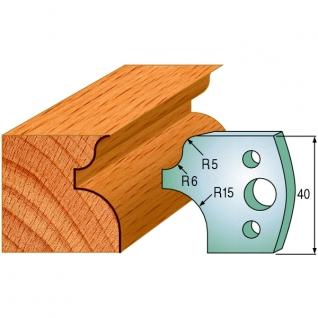 Комплект из 2-х ножей SP CMT 690.011