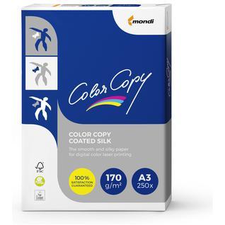 Бумага для цв.лазер.печ. Color Copy Silk (А3,170г,139%CIE) пачка 250л.