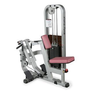 Body Solid Тяга к груди с упором Body Solid SRM-1700G, нагрузка 95 кг