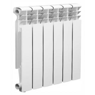 Радиатор алюминиевый Lammin ECO AL500-80-6