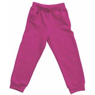 Штаны для девочки фуксия