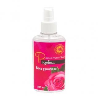 Душистая вода Розовая
