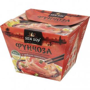 Лапша Фунчоза Сэн Сой под китайским устричным соусом 125гр