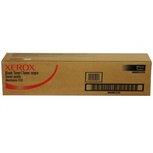 Картридж Xerox 006R01319/006R01270 для Xerox WorkCentre 7132, 7232, 7242, оригинальный, (черный, 21000 стр.) 1138-01 852210