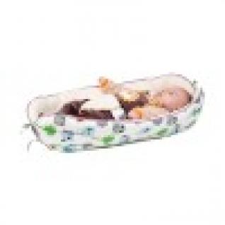 Кокон гнездышко для новорожденного HoneyMammy