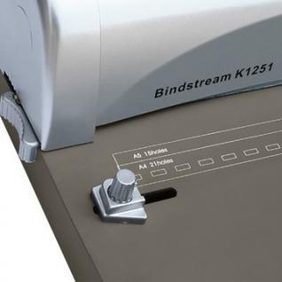 Брошюровщик ProfiOffice Bindstream K1251, А4, 12л./450л., пл.пруж.