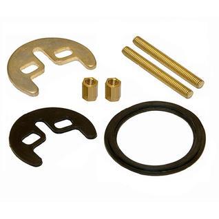 Комплект монтажный ZOLLEN (арт. SP61002) для смесителя 2 шпильки (уп. ПВХ)