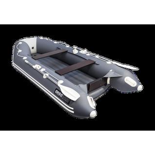 Моторная лодка Аква 3400 НДНД Мастер лодок